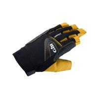 Gill Pro Gloves Segelhandschuhe Langfinger schwarz-gelb
