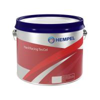 Hempel Hard Racing TecCel Antifouling - rot, 2,5l