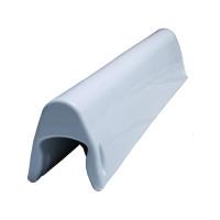 Bugfender V-Form, Länge 60 cm, Breite 14 cm - weiß