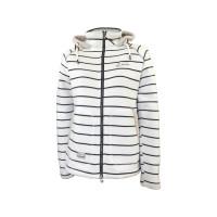 Dry Fashion Föhr Strickfleece-Jacke Damen cremeweiß