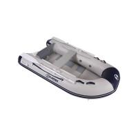 Talamex Comfortline TLS200 Schlauchboot mit Lattenboden, Länge 2,00m, grau