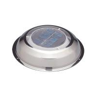 Marinco Minivent 1000 Solarlüfter – Edelstahl
