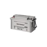 Mastervolt AGM Marine Bootsbatterie - 130 Ah