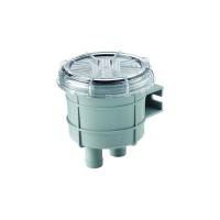 Vetus Kühlwasserfilter FTR140 Schlauchanschluss 13-19mm