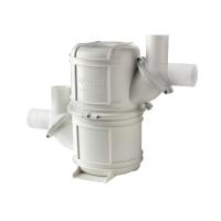 Vetus 2 Phasen Wassersammler für Auspuffschläuche Kapazität 4,5l mit 40-50mm Innendurchmesser