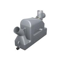 Vetus Wassersammler für Auspuffschläuche, Kapazität 4,3l mit 40-50mm Innendurchmesser