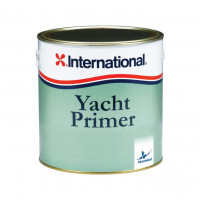 International Yacht Primer Grundierung - grau 2500ml