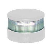 Aqua Signal Serie 34 Ankerlaterne LED BSH - Gehäusefarbe weiß