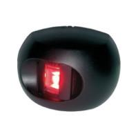 Aqua Signal Serie 34 Backbordlaterne LED BSH - Gehäusefarbe schwarz