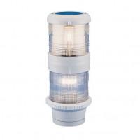 Aqua Signal Serie 40 Topp-Anker-Komibination - Gehäusefarbe weiß, 24 Volt