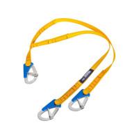 Besto Lifeline - 3 Sicherheitskarabinerhaken