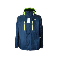 Dry Fashion Baltic Crew Segeljacke Unisex marineblau