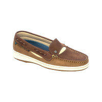 SALE: Dubarry Capri Bootsschuh Slipper Damen braun