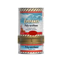 Epifanes Poly-Urethane DD Bootslack - rot 845, 750g