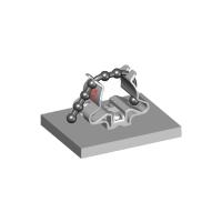 Hook & Moor Mounting Clip Bootshaken-Halterung