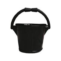 Talamex Pütz aus PVC - schwarz, 7l Eimer