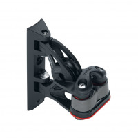 Harken 29mm Carbo Block - kippender Umlenk-Block mit 468 Klemme