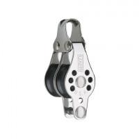 Harken Micro Block 22mm - zweischeibig mit Hundsfott