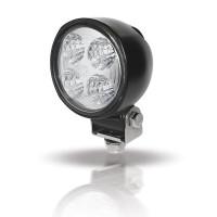 Hella Marine Serie 6176 LED Modul 70 Deckscheinwerfer - Gehäusefarbe schwarz