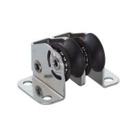 HS Sprenger Micro XS Block 6mm - zweischeibig, Blockrolle