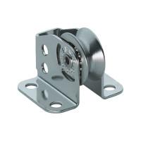 HS Sprenger Micro XS Block für Draht 4mm - einscheibig, Bockrolle
