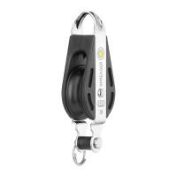 HS Sprenger S-Blockserie 10mm Block mit Gleitlager - einscheibig mit festem Bügel und Hundsfott