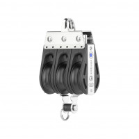 HS Sprenger S-Blockserie 10mm Block mit Nadellager - dreischeibig mit Bügel und Hundsfott