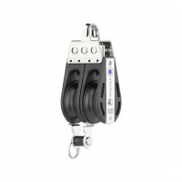 HS Sprenger S-Blockserie 10mm Block mit Nadellager - zweischeibig mit Bügel und Hundsfott