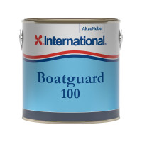 International Boatguard 100 Antifouling - rot, 2500ml