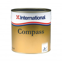 International Compass Klarlack - 2500ml