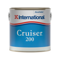 International Cruiser 200 Antifouling - weiß, 2500ml