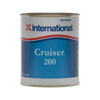 International Cruiser 200 Antifouling - weiß, 750ml