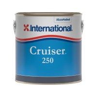 International Cruiser 250 Antifouling - rot, 2500ml