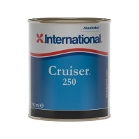 International Cruiser 250 Antifouling - rot, 750ml