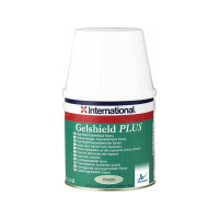 International Gelshield Plus Grundierung - grün 2250ml