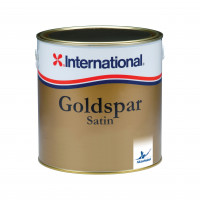 International Goldspar Satin Klarlack - 2500ml