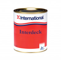International Interdeck Buntlack - creme 027, 750ml