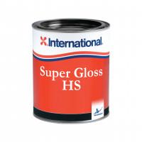 International Super Gloss Decklack - schwarz 190, 750ml