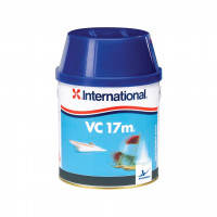 International VC 17m Antifouling - graphit 2000ml