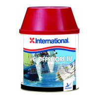 International VC Offshore EU Antifouling - doverweiss 750ml