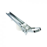 Lewmar-Bugrolle für Delta-Anker - Länge 597mm