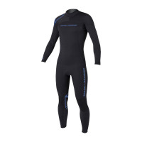 Magic Marine Brand Fullsuit Neoprenanzug 5/4mm Kinder schwarz