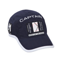 Marinepool Captain Cap Segelkappe navy