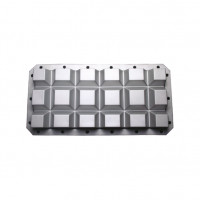 Multifender - 60x30x8cm, grau
