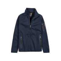 Musto Crew Softshell-Jacke Damen marineblau