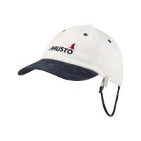 Musto Evolution Original Crew Segelkappe weiß