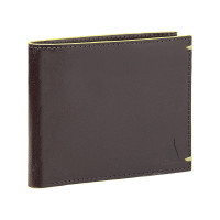 SALE: Musto Raw Edge Wallet Portemonnaie braun