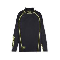 Musto Sunblock Rash Guard Stretch-Top Longsleeve Unisex schwarz