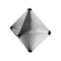 Plastimo Radarreflektor zusammensteckbar - 300 x 300 x 415mm