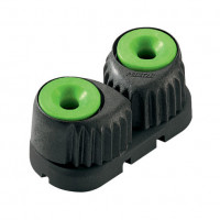 Ronstan C-Cleat Schotklemme - klein, grün